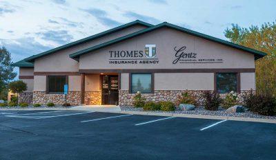 Scott Build Class A Office Gentz Thomas Financial Building 1