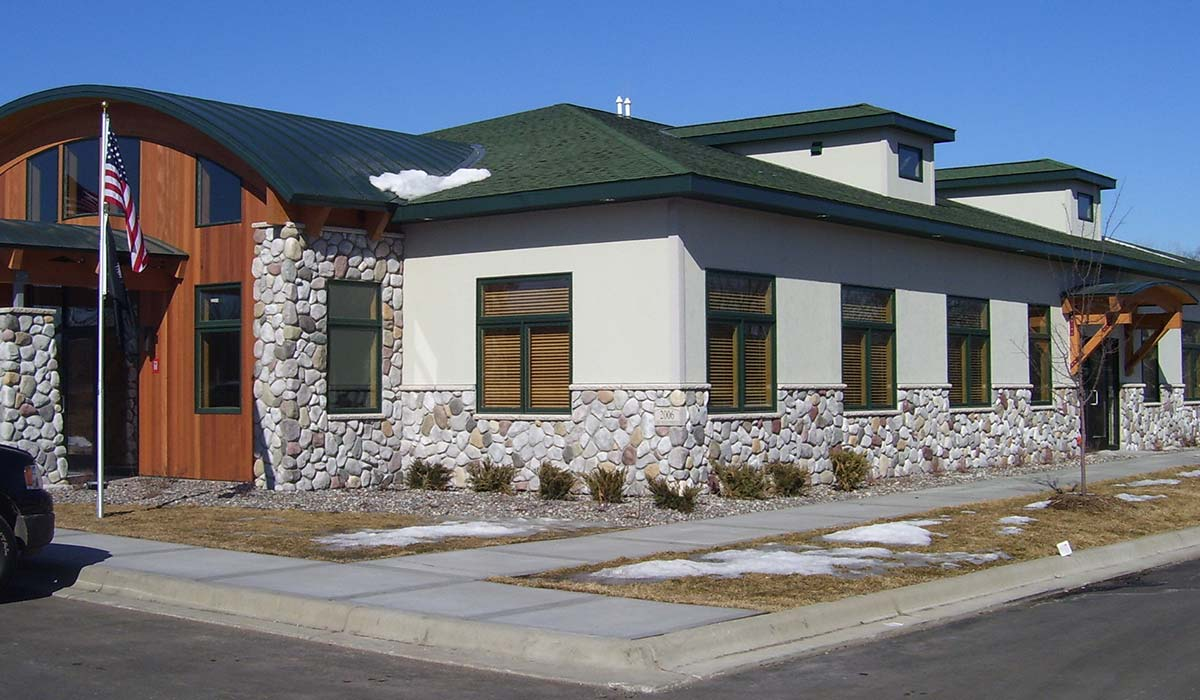 Scott Build Class A Office Space Gallery Lbz Investments Buffalo Mn 3