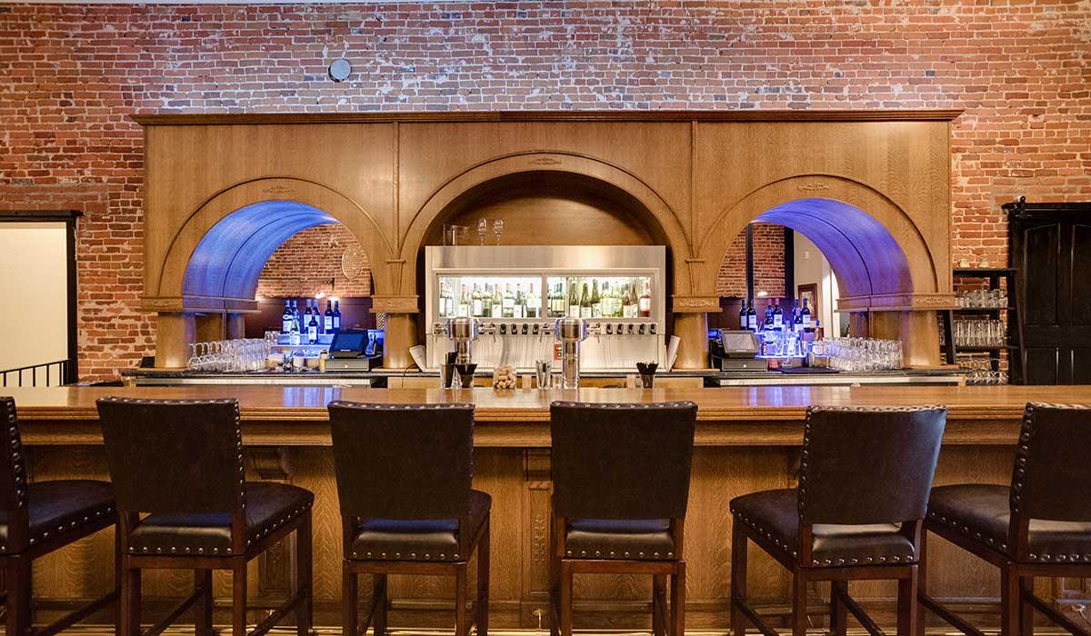 Scott Build Commercial Gallery The Oaks Wine Bar Winona Mn 2
