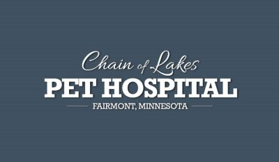 Scott Build Project Chain Of Lakes Pet Hospital Fairmount Minnesota Logo
