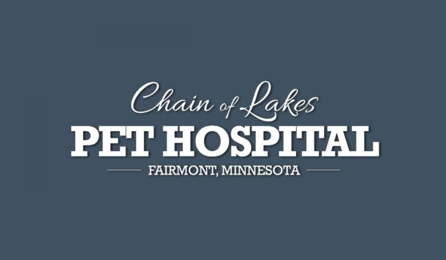 Scott Build Project Chain Of Lakes Pet Hospital Fairmount Minnesota Logo