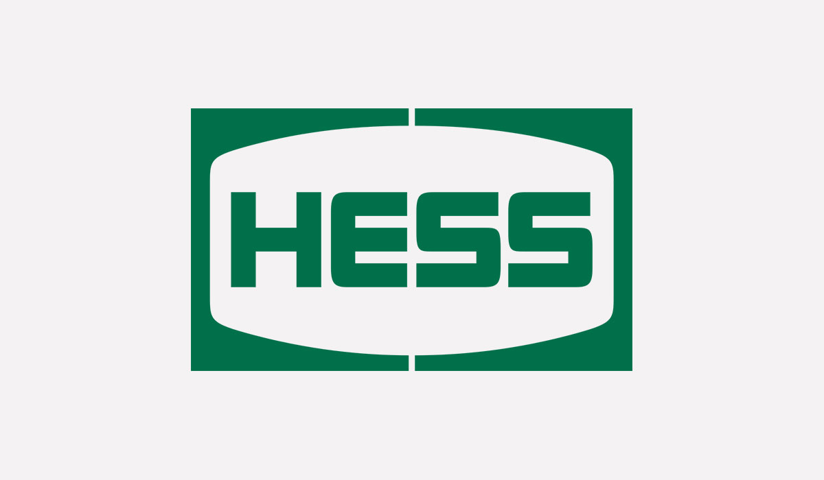 Scott Build Project Hess Gas Logo