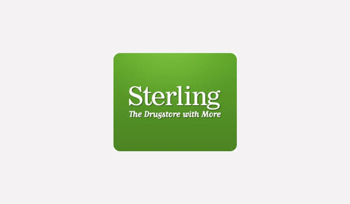 Scott Build Project Sterling Drugstore Logo