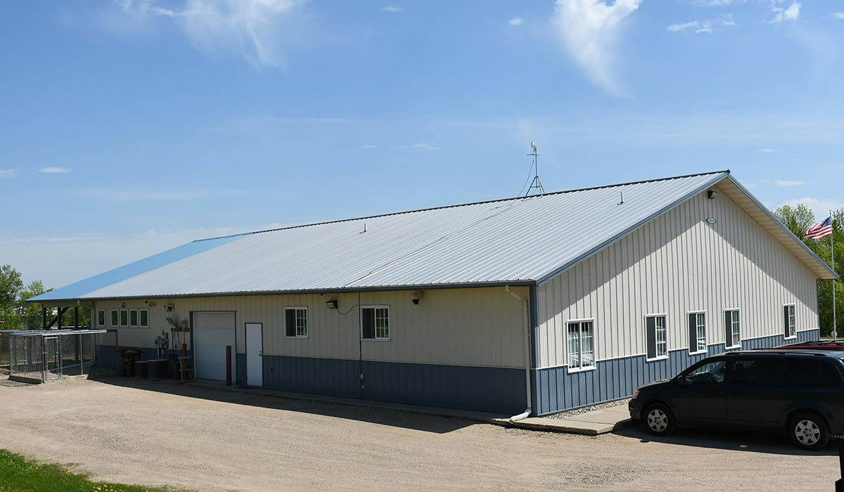 Scott Build Veterinary Gallery Crossroads Animal Shelter Buffalo Mn 2