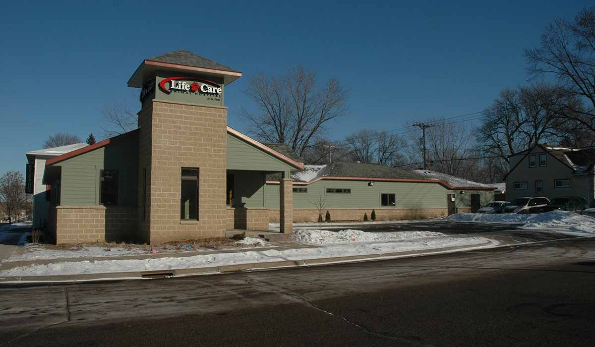 Scott Build Veterinary Gallery Life Care Animal Hospital St Paul Mn 1