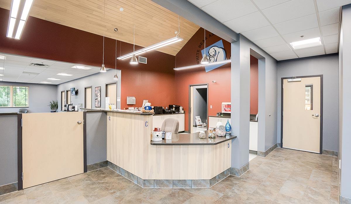 Scott Build Veterinary Gallery White Bear Animal Hospital 012