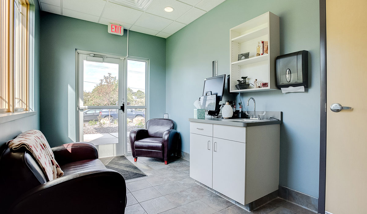 Scott Build Veterinary Gallery White Bear Animal Hospital 074