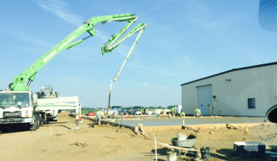 Scott Build Monsanto Glyndon Construction Process