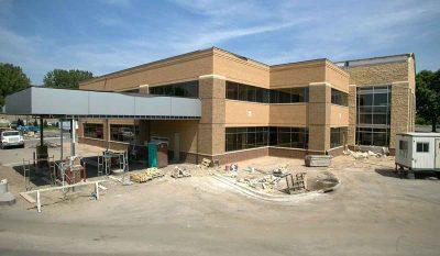 Scott Build Class A Office Commercial Construction Process