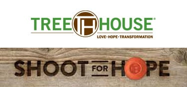 Tree House Logo Shoot For Hope Event
