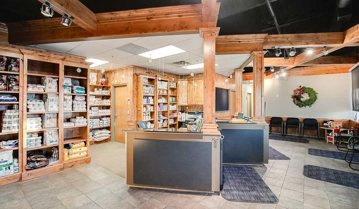 Scott Build Veterinary Gallery Rockford Animal Hospital Plymouth Mn 2