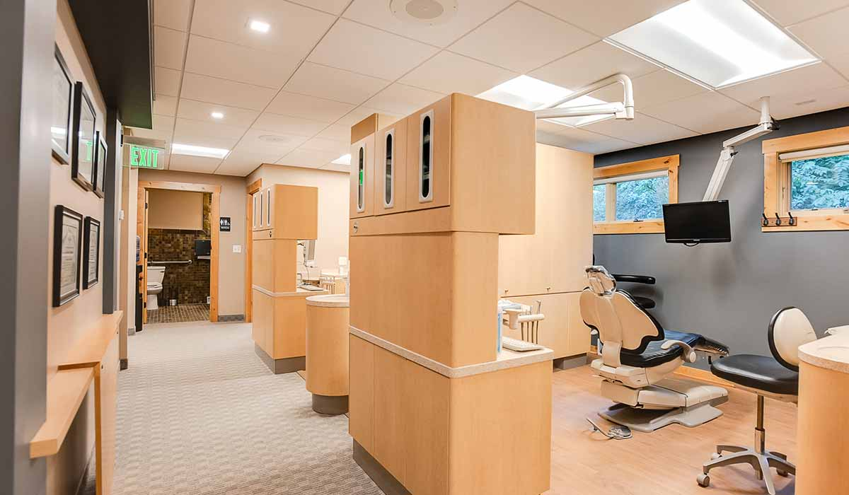 Scott Build Medical Gallery Building Navarre Dental Rehab Water Intrusion 030