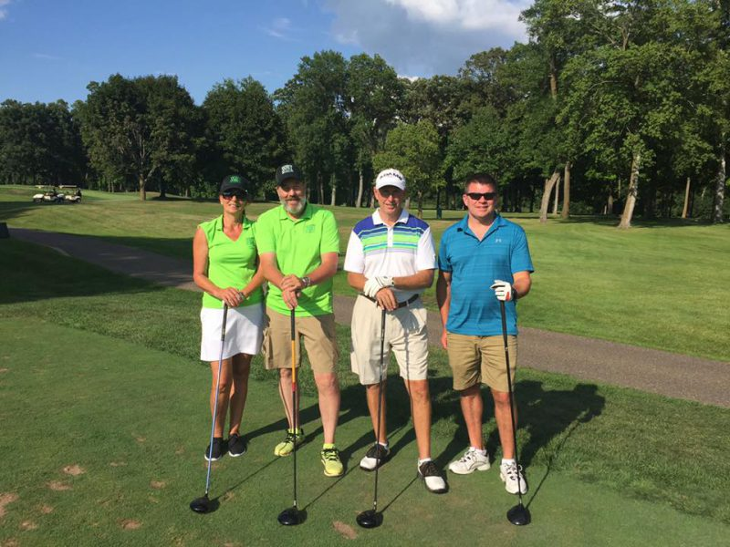 Scott Build Gives Back Golf Tournaments
